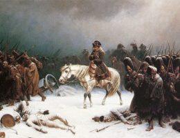 Do klęski Napoleona w Rosji walnie przyczyniły się zabójcze mikroby
