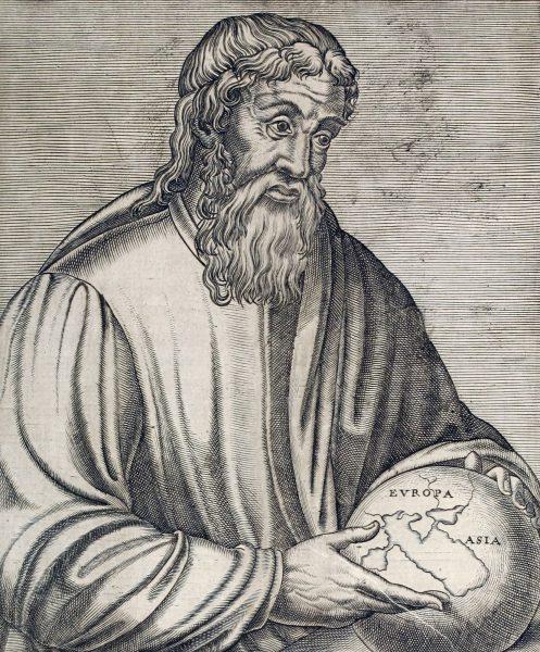 """Według Strabona lud miał ich nazywać """"wędrowcami wśród chmur"""""""