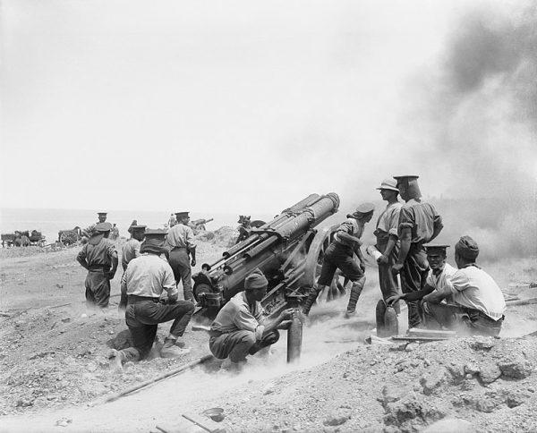 Bitwa o Gallipoli w założeniu ententy miała być początkiem większej operacji mającej za zadanie zdobycie Stambułu