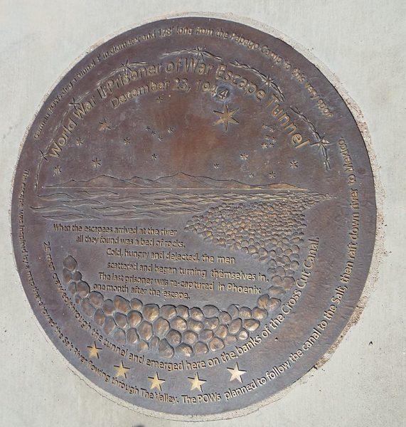 Do dziś w Muzeum Militarnym w Phoenix znajduje się tablica pamiątkowa obozu wraz z historią tej niesamowitej ucieczki.