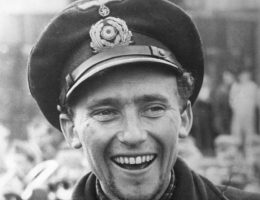 Friedrich Guggenberger, jeden z uciekinierów