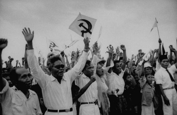 Komunistyczna Partia Indonezji z biegiem lat również odbudowała swoją pozycję.