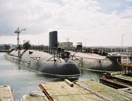 """Podczas wojny o Falklandy HMS """"Conqueror"""" stał się pierwszym w historii – i jak na razie jedynym – atomowym okrętem podwodnym, który zatopił jednostkę przeciwnika."""