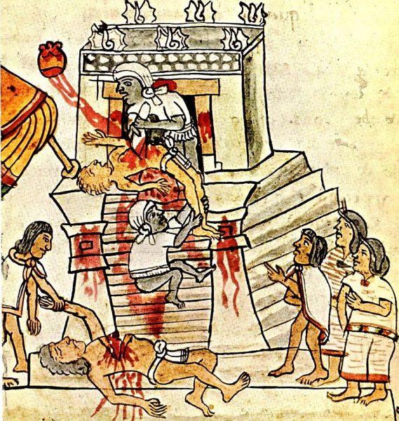 Bóstwo niestety fizycznie nie mogło stanąć na ślubnym kobiercu z młodą kobietą, dlatego na pomoc przybył kapłan, który nakazał obdarcie panny młodej ze skóry