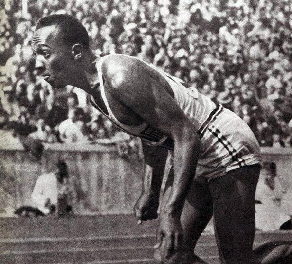 Jesse Owens w Berlinie