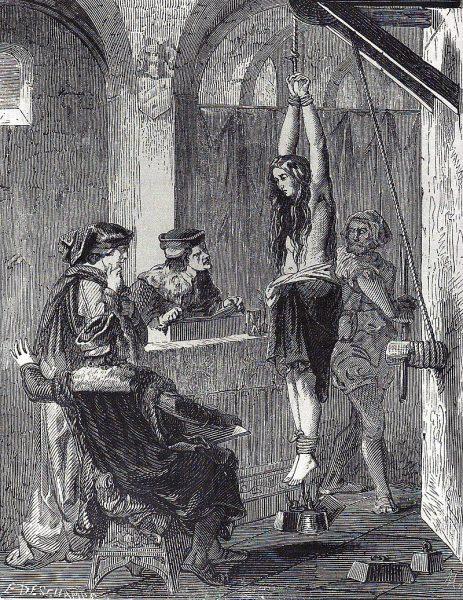 Żydzi, albigensi (katarzy) albo templariusze już nie wpływali tak mocno na nastroje społeczne – ich czas minął – więc wybrano nowego wroga. Padło na kobiety.