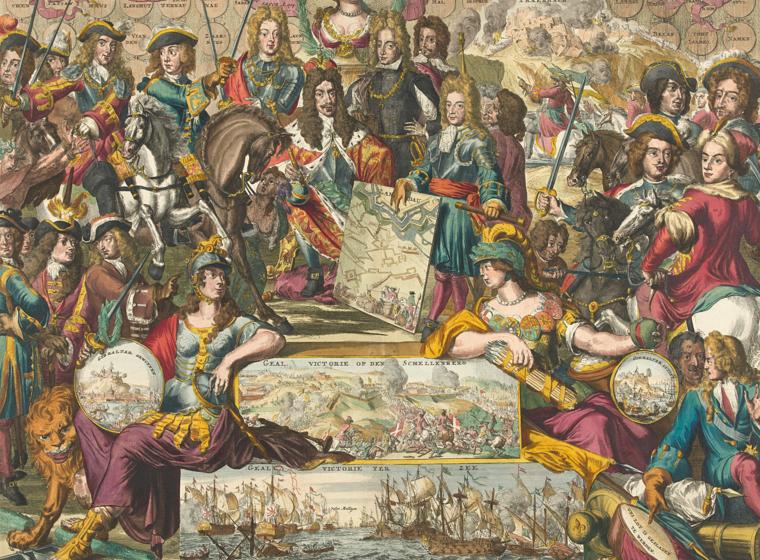 Mimo prawdziwej rzeki złej krwi między Francuzami i Anglikami w tym czasie było kilka momentów, kiedy oba kraje potrafiły się zjednoczyć w imię wspólnej sprawy