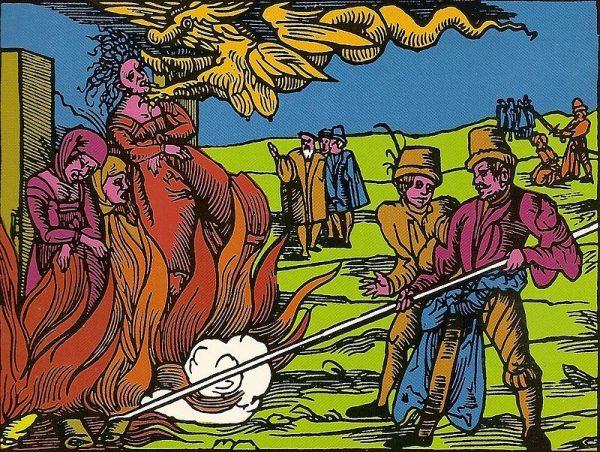 Szczególnie dużo procesów o czary w historii nowożytnej Europy miało miejsce w krajach niemieckich