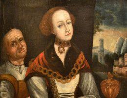 Sydonia von Borck była jedną z ofiar osławionych polowań na czarownice.