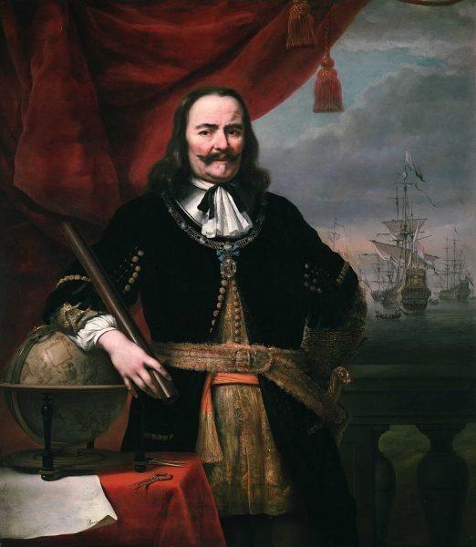 Adm. de Ruyter uznał dalszą szarżę swoich okrętów za zbyt ryzykowną, nawet przy wsparciu sił lądowych.