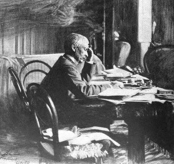 Po udanej akcji odnalezienia dr. Livingstone'a, Stanley stał się niesamowicie popularny.