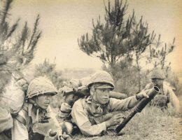 Pięć lat po rzezi Nankinu żołnierze armii cesarskiej jeszcze raz uderzyli na Chiny.