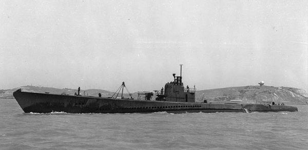 """USS """"Sturgeon"""""""