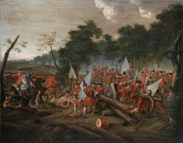 Nie takiej bitwy spodziewali się zapewne koalicyjni wodzowie, którzy preferowali szybkie uderzenia na flankach prowadzące do okrążenia przeciwnika.