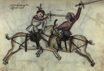 Jean de Carrouges i Jacques Le Gris to dwaj średniowieczni rycerze, którzy pod koniec XIV wieku stoczyli ostatni w historii Francji pojedynek sądowy.