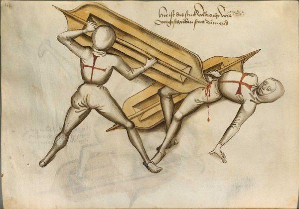 Pojedynek miał zostać stoczony 27 listopada 1386 roku.