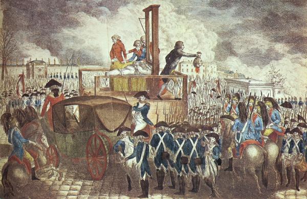 Egzekucja Ludwika XVI