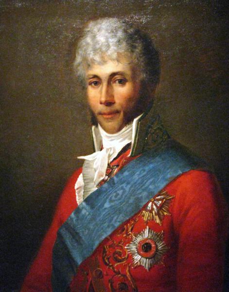 W 1802 roku hrabia Seweryn Potocki został mianowany kuratorem Charkowskiego Okręgu Naukowego.
