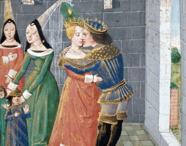 Gwałt na kobiecie był w średniowiecznej Francji przestępstwem bardzo poważnym i karany był śmiercią.
