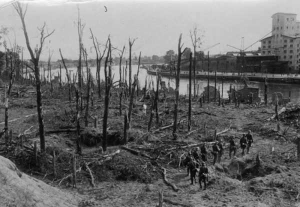 II wojna światowa wcale nie zaczęła się od ataku na Westerplatte
