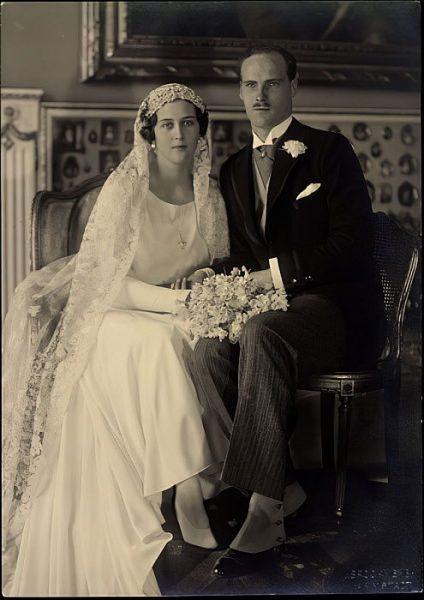 W 1931 roku za mąż wyszła 20-letnia Cecylia. Jej wybrankiem był książę Jerzy Donatus z Hesji – bratanek jej babki.
