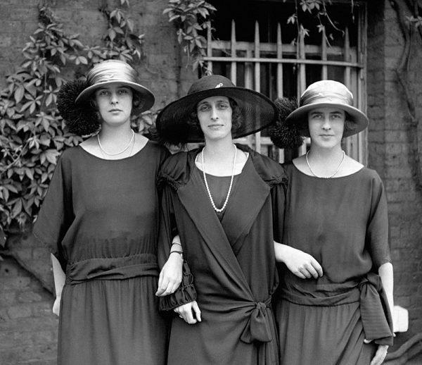 Siostry księcia Filipa miały za mężów nazistów