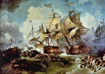 W historiografii angielskiej bitwa pod Ushant jest nazywana Wspaniałym Pierwszym Czerwca.