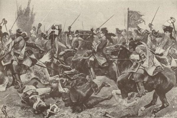 Trup ścielił się gęsto, a rozwścieczeni francuskim oporem i własnymi stratami żołnierze koalicji dobijali i ćwiartowali w ferworze walki rannych nieprzyjaciół.