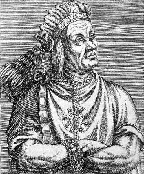 Atahualpa, trzynasty władca Inków, został zamordowany przez Hiszpanów 26 lipca 1533 roku.