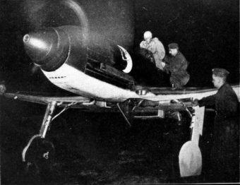 Wśród prezentowanych samolotów był Heinkel He 100, który wciąż znajdował się na etapie testów i nie został w pełni przygotowany do użytkowania.