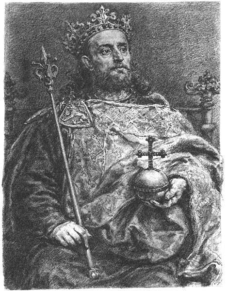 Król Czech Wacław II był ambitnym władcą. Wykorzystując talent taktyczny i polityczny, zdołał uzyskać kontrolę nad dużą częścią ziem polskich tak, że większość lokalnych możnowładców zaakceptowała jego koronację na króla Polski