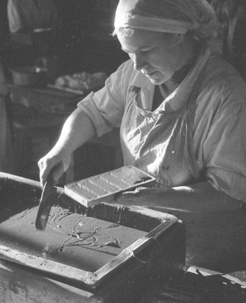 Praca w zakładach Wedla była w międzywojniu marzeniem wielu warszawiaków.