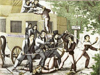 Organizacja miała działać pod przykrywką, a jej pierwsi członkowie byli głównie... zreformowanymi przestępcami.