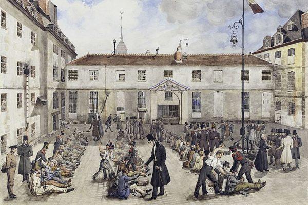 Pod nieobecność Vidocqa wskaźnik przestępczości w Paryżu gwałtownie wzrósł, jednak policja była bardziej zainteresowana tłumieniem sprzeciwu wobec króla Karola, aniżeli tropieniem morderstw, gwałtów i kradzieży.